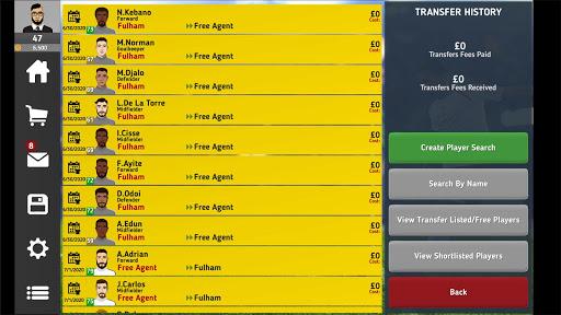 Club Soccer Director 2021 - Soccer Club Manager 1.5.4 Screenshots 12