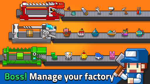 My Factory Tycoon - Idle Game 1.3.9 Screenshots 1