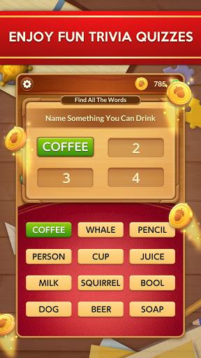 Word Card: Fun Collect Game screenshots 2