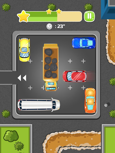 Parking Panic : exit the red car screenshots 2