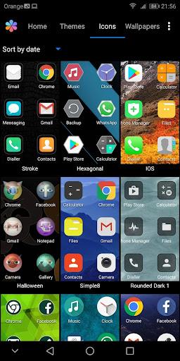 EMUI Themes Factory for Huawei 1.7 Screenshots 5