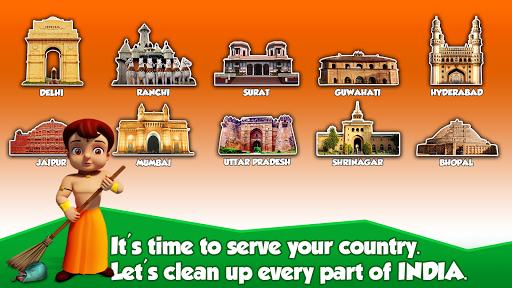 Chhota Bheem Run - Swachh Bharat Abhiyaan  screenshots 10