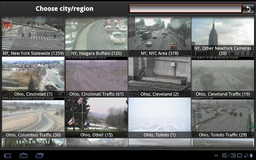 Cameras US - Traffic cams USA 8.6.2 screenshots 20