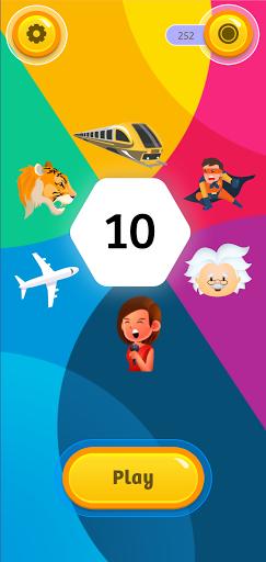 TOP 10 TRIVIA -  Quiz Questions screenshots 5