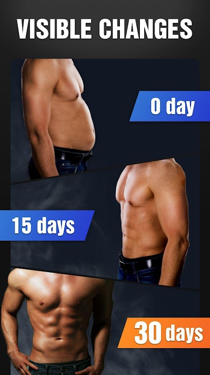 Six Pack in 30 Days - Abs Workout  poster 4
