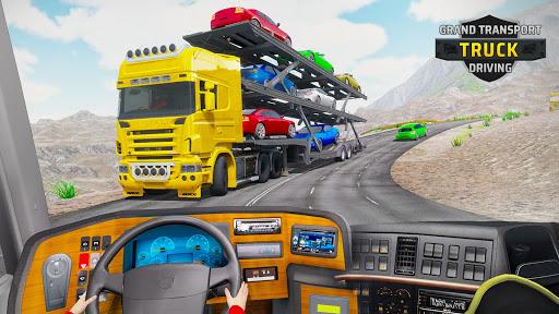 Crazy Car - Transport Truck 3.0 screenshots 1