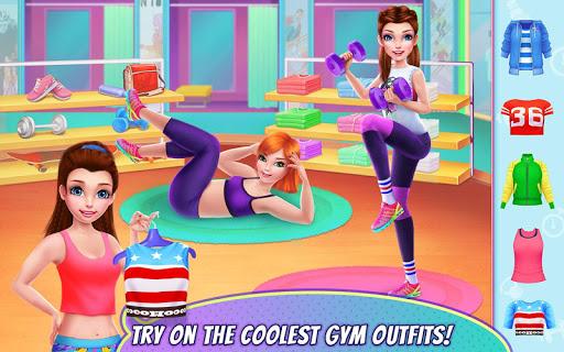 Fitness Girl - Dance & Play 1.0.9 screenshots 1
