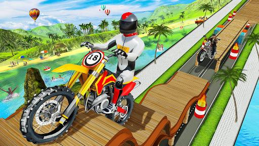 Stunt Bike 3D Race - Tricky Bike Master 1.4 screenshots 7