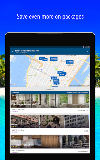 Orbitz Hotels & Flights apktram screenshots 12