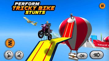 Xtreme trail: 3D Racing - Offline Dirt Bike Stunts