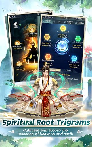 Immortal Taoists - Idle & Adventure  screenshots 3