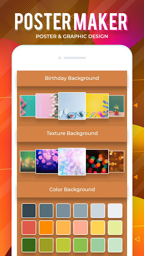 Flyers, Posters, Banner, Graphic Maker, Designs 1.2.1 Screenshots 7