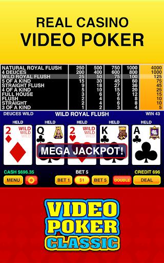 Video Poker Classic Free 3.3 apktcs 1