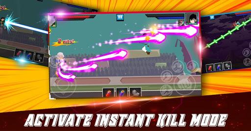 Stickman Battle : Super Dragon Shadow War  screenshots 2