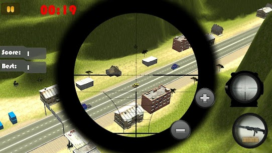 Sniper Road Traffic Shooter 3D Game Hack & Cheats 3