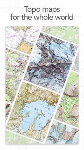 Footpath Route Planner - Running, Hiking, Bike Map  Screenshots 4