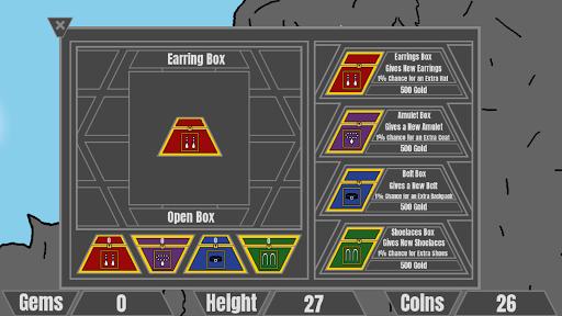 idle climber screenshot 2