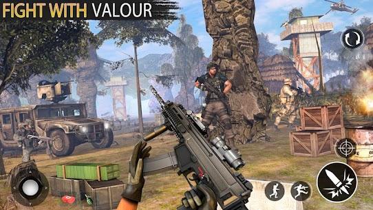Mountain Assault Shooting 2019– Shooting Games 3D 1