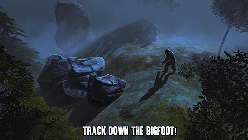Télécharger gratuit Bigfoot Hunt Simulator Online APK MOD 1
