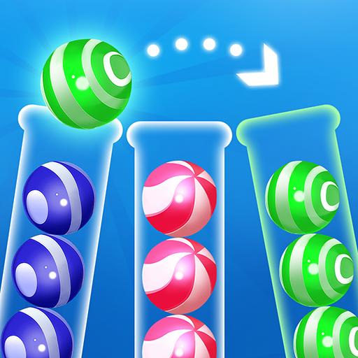Ball Match Puzzle:Sort Color Bubbles 3D Games
