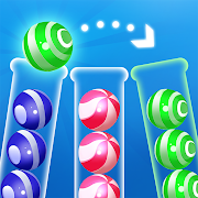 Ball Match Puzzle:Sort Color Bubbles 3D Games