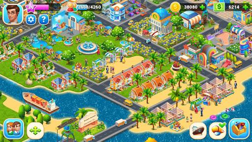 Farm City : Farming & City Building Apkfinish screenshots 6