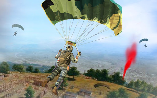 Unknown Battlegrounds Survival 3D apktram screenshots 2