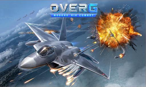Over G: Modern Air Combat screenshots 11