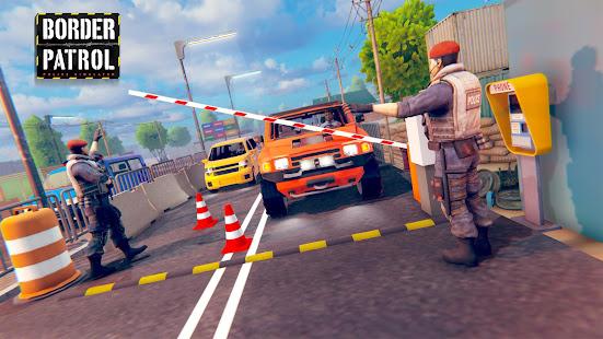 Border Patrol Police Game - Border Force Simulator 1.10 screenshots 1