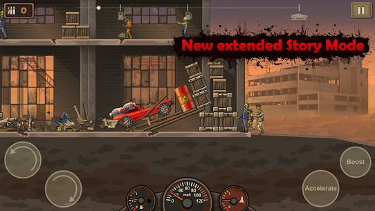 Earn to Die 2 APK MOD 1.4.33 (Free Shopping/Upgrade) 8