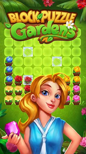 Block Puzzle Gardens - Free Block Puzzle Games  screenshots 3