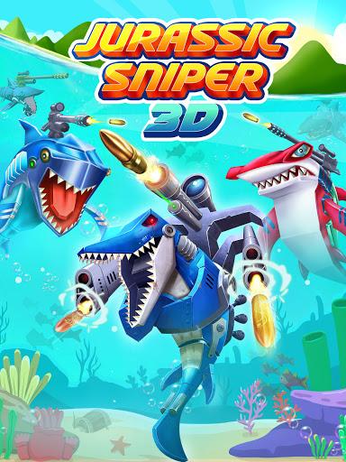 Jurassic Sniper 3D  screenshots 1