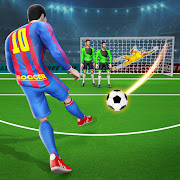 Soccer Kicks Strike: Mini Flick Football Games 3D