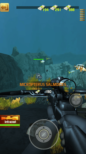 Fishing Hunter - Ocean Shooting Simulator  screenshots 11