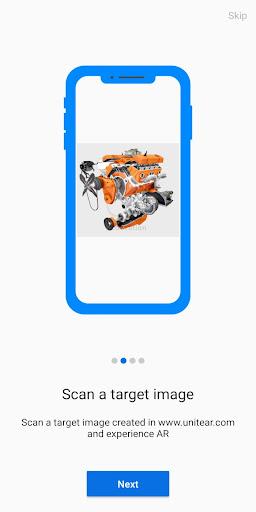 UniteAR - Augmented Reality App android2mod screenshots 2