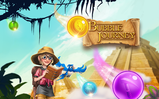 Bubble Journey -  Bubble shooter & Adventure story android2mod screenshots 16