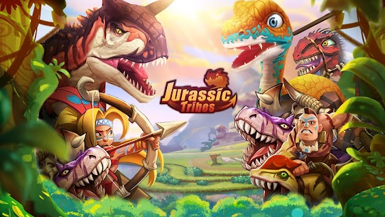Jurassic Tribes  Apps App Download For Pc (Windows/mac Os) 1