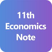 11th Economics Notes - Class 11