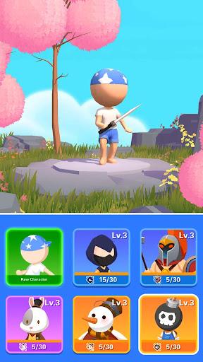 Stab Master : Fruit Smash 3D screenshots 6