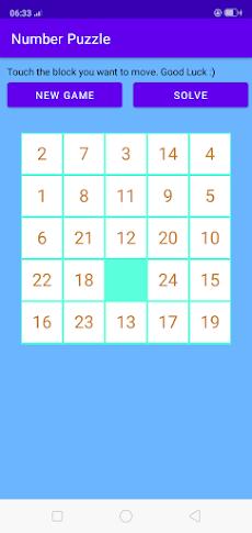 Number puzzle u713kのおすすめ画像2