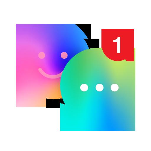 LED Messenger - Color Messages, SMS & MMS app
