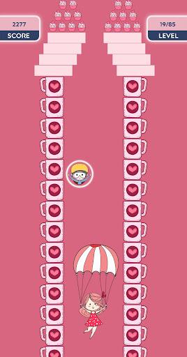 Télécharger Gratuit Rise up love - most addictive balloon game APK MOD (Astuce) screenshots 4