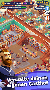 Idle Inn Empire Tycoon - Game Manager Simulator Screenshot