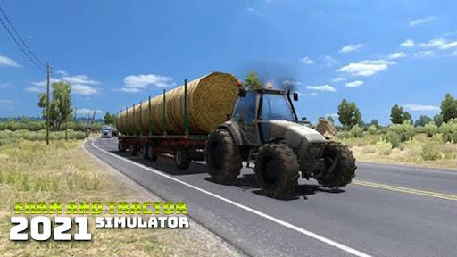 Real Farming and Tractor Life Simulator 2021 android2mod screenshots 5