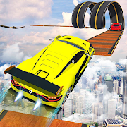 Ultimate City GT Car Stunt: Mega Ramp Climb Racing