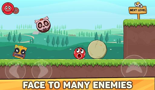 Roller Ball Adventure: Bounce Ball Hero android2mod screenshots 19