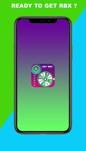 Robux Spin wheel: Free Robux Real & calc Quiz  Screenshots 1