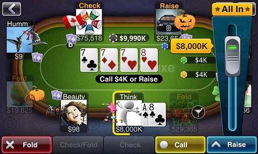 Texas HoldEm Poker Deluxe 2.6.0 Screenshots 2