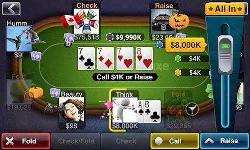 Free Texas HoldEm Poker Deluxe 4