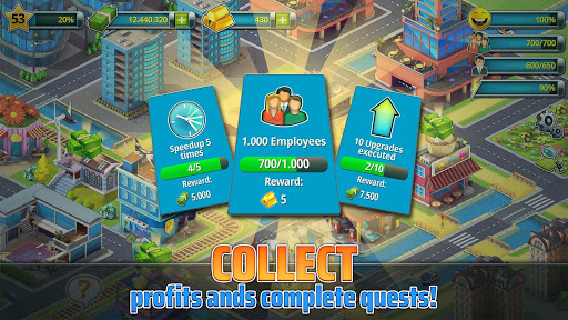 Town Building Games: Tropic City Construction Game 1.2.17 Screenshots 19